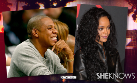 Jay Z to Rihanna: Stop Smoking Weed and Being Naked All the Time!
