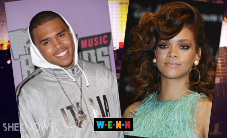 Chris Brown: Dreading Rihanna Reunion at BET Awards!
