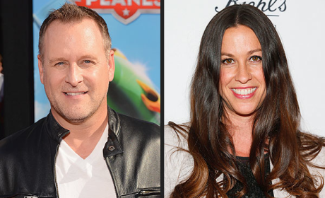 Dave Coulier: I'm NOT Alanis' 'You Oughta Know' Inspiration!