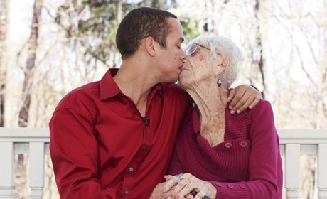 31-Year Old Talks Attraction to 91-Year Old