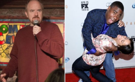 Louis C.K. Urges TMZ: Remove Tracy Morgan Crash Video!