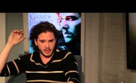 Kit Harington Talks Game of Thrones Season 4 Finale, Reveals MAJOR Spoiler