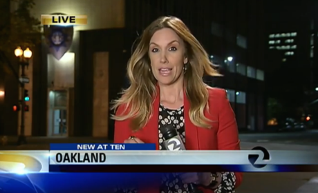 TV Reporter Robbed While Reporting on Local Robbery