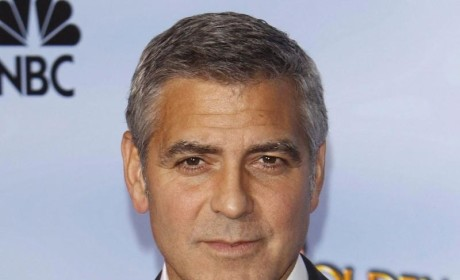 George Clooney Bachelor Party Plans