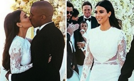 "Kim Kardashian Talks Wedding Day Surprise, Thinks She'll Always Be in ""Honeymoon Period"""