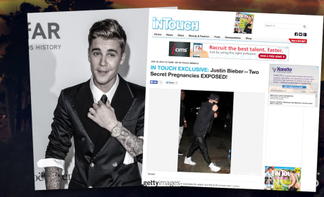 Justin Bieber: Secret Pregnancies SILENCED!