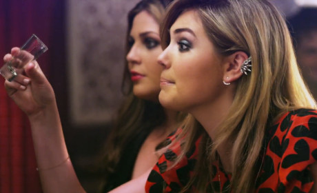 """Kate Upton Gets Wasted in Lady Antebellum's """"Bartender"""" Video! Watch Now!"""