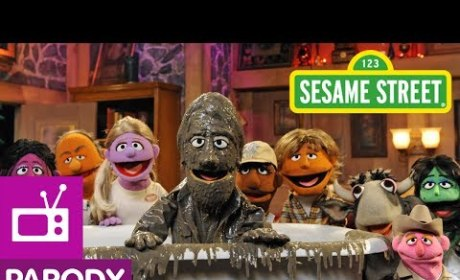 Sesame Street Parodies True Blood, Presents... True Mud!