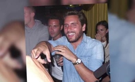 Scott Disick: Partying Like Crazy in The Hamptons!