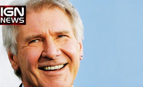 Harrison Ford Broke His Leg