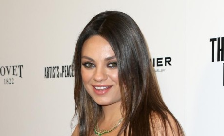 "Mila Kunis: Pissed About ""Shredded Vagina"" Comment?"