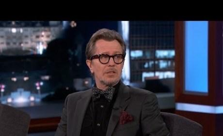 Gary Oldman on Jimmy Kimmel Live: I'm an A$$hole