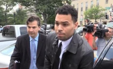 Chris Brown Plea Deal Rejected