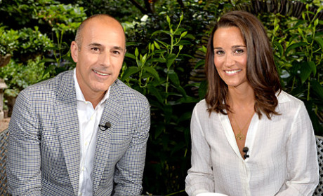 "Pippa Middleton Speaks! British Beauty Talks ""Family Wedding,"" Unexpected Celebrity & More"