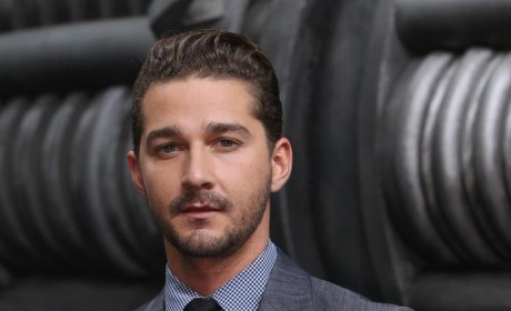 Shia LaBeouf: Is He in Rehab?