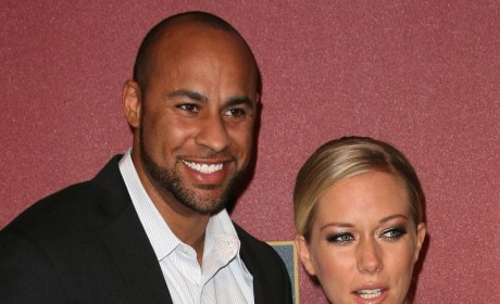 Hank Baskett and Kendra Wilkinson: On the Rocks?