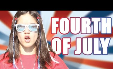 """Rosa G - """"Fourth of July"""""""