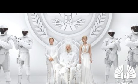 Mockingjay Movie Teaser: Three Words from Beetee