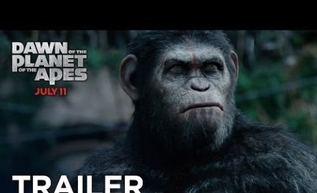 Dawn of the Planet of the Apes Preview: Too Violent for TV?!