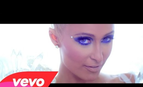 "Paris Hilton Music Video - ""Come Alive"""