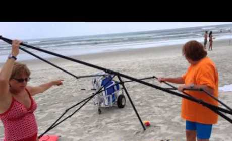 Florida Beach Tent Thieves: Suing Fox News For Supposed Smear Campaign!