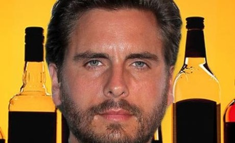 Scott Disick: Alcohol Poisoning Will NOT Be Televised