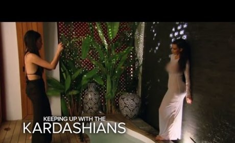 Brody Jenner Sees Kim Naked!
