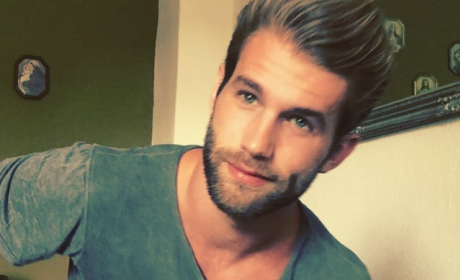 Andre Hamann Serenades Selena Gomez on Instagram, Makes Singer's Night