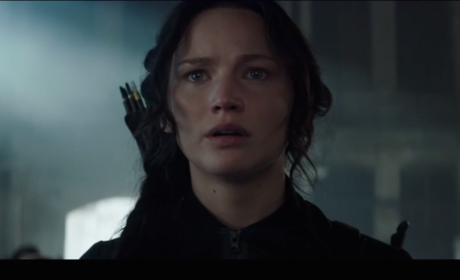 The Hunger Games: Mockingjay Trailer: Will You Fight With Us?