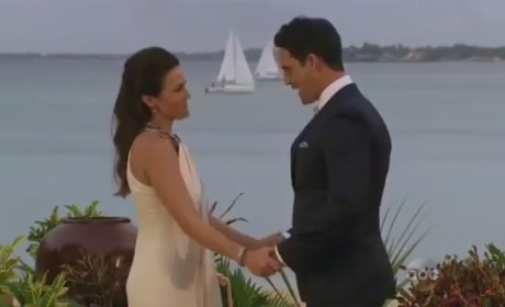 The Bachelorette Clip - Josh Murray Proposes to Andi (Part 1)