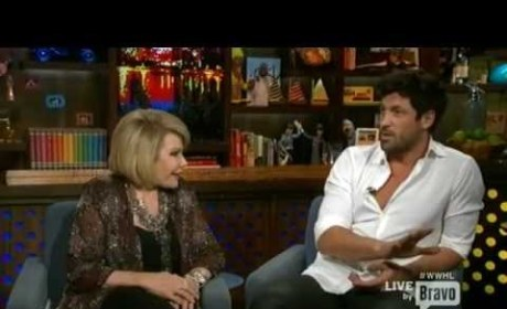 Joan Rivers on Watch What Happens Live!