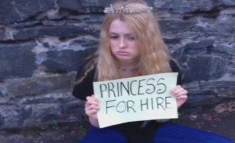 Aimee Richardson: Princess For Hire