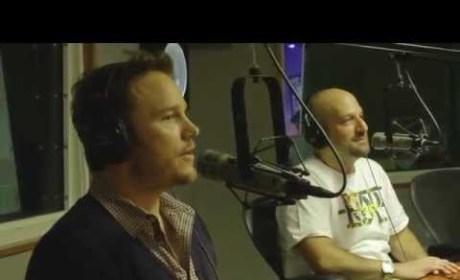 Chris Pratt Slams Orlando Bloom, Shows Off AMAZING Rap Skills