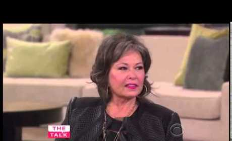 George Clooney Gave Roseanne a Photo of His Penis and It Disappeared!