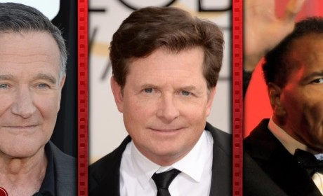 "Michael J. Fox ""Stunned"" by Robin Williams' Parkinson Disease Diagnosis, Wishes ""True Friend"" Peace"