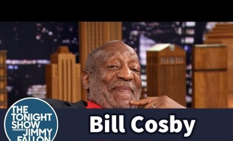 Bill Cosby Talks Old Person Birthday Sex on Jimmy Fallon: I Should Keep Going?!?