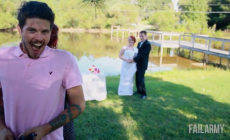 Famous Wedding Fails