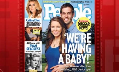 Jill Dillard Pregnant