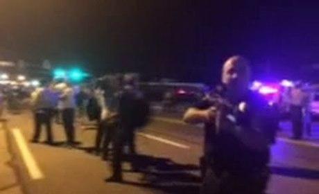 "Ferguson Cop Threatens to ""F--king Kill"" Protestor"