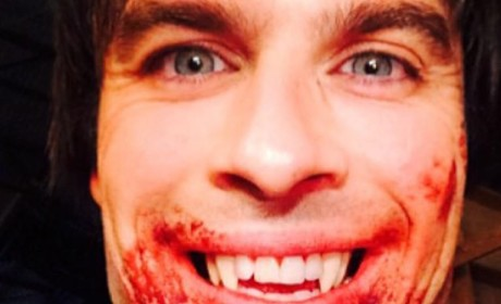 The Vampire Diaries Spoilers: Why is Damon All Bloody?
