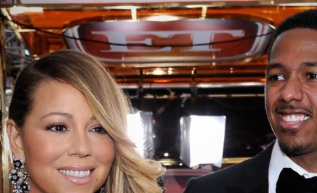 Mariah Carey and Nick Cannon: SEPARATED!