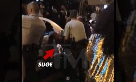 Suge Knight Shooting: Assailant Caught on Video, But Witnesses Clam Up