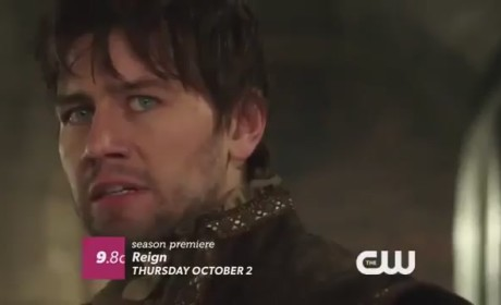 Reign Season 2: First Footage!