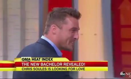 Chris Soules on Good Morning America