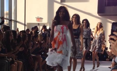 Kendall Jenner Rocks Runway at New York Fashion Week!