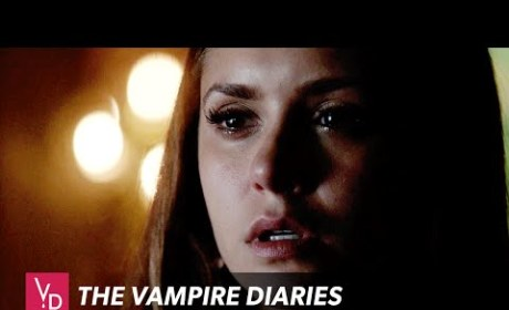 The Vampire Diaries Season 6 Preview: Who's Stefan Kissing?!?