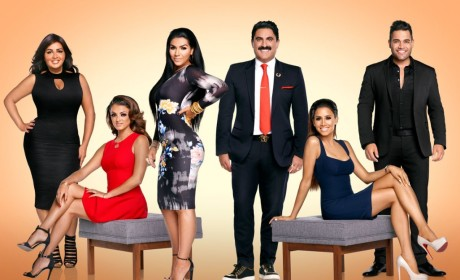 Shahs of Sunset Season 4 Trailer: GG Accuses Mike of WHAT?!