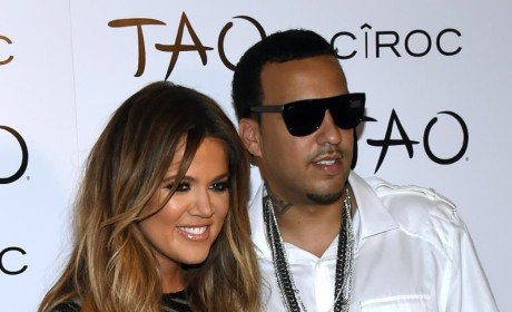 Khloe Kardashian Splits from French Montana