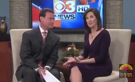 News Anchor Dave Benton Reveals Terminal Illness