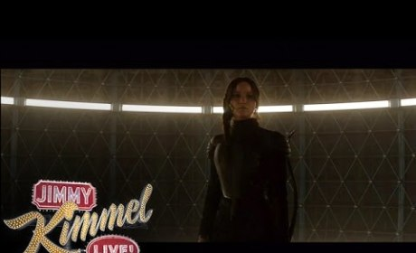 Jimmy Kimmel Reimagines The Hunger Games: Mockingjay – Part 1 as a Romantic Comedy